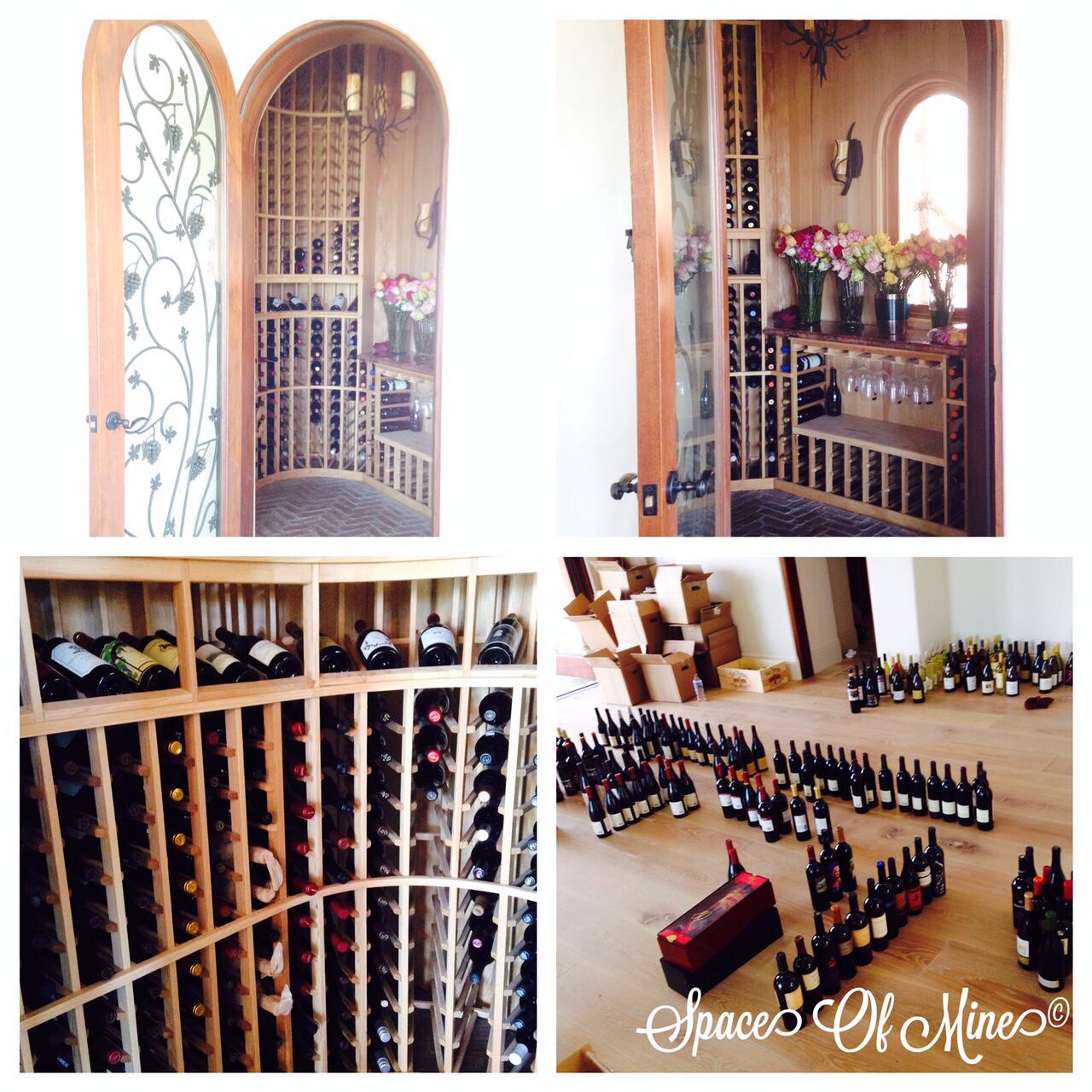 organisation rangement d m nagement emm nagement space of mine home organiser cave vin. Black Bedroom Furniture Sets. Home Design Ideas